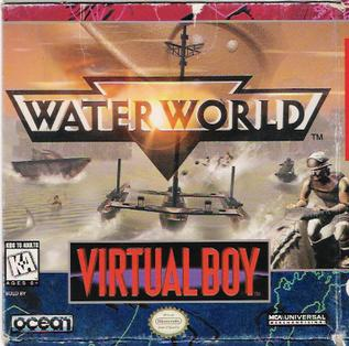 Waterworld for Virtual Boy cover
