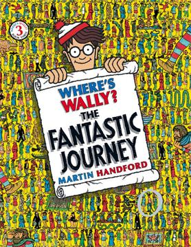 Where's Wally? The Fantastic Journey - Wikipedia