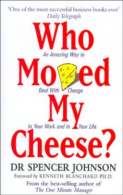 who took my cheese pdf