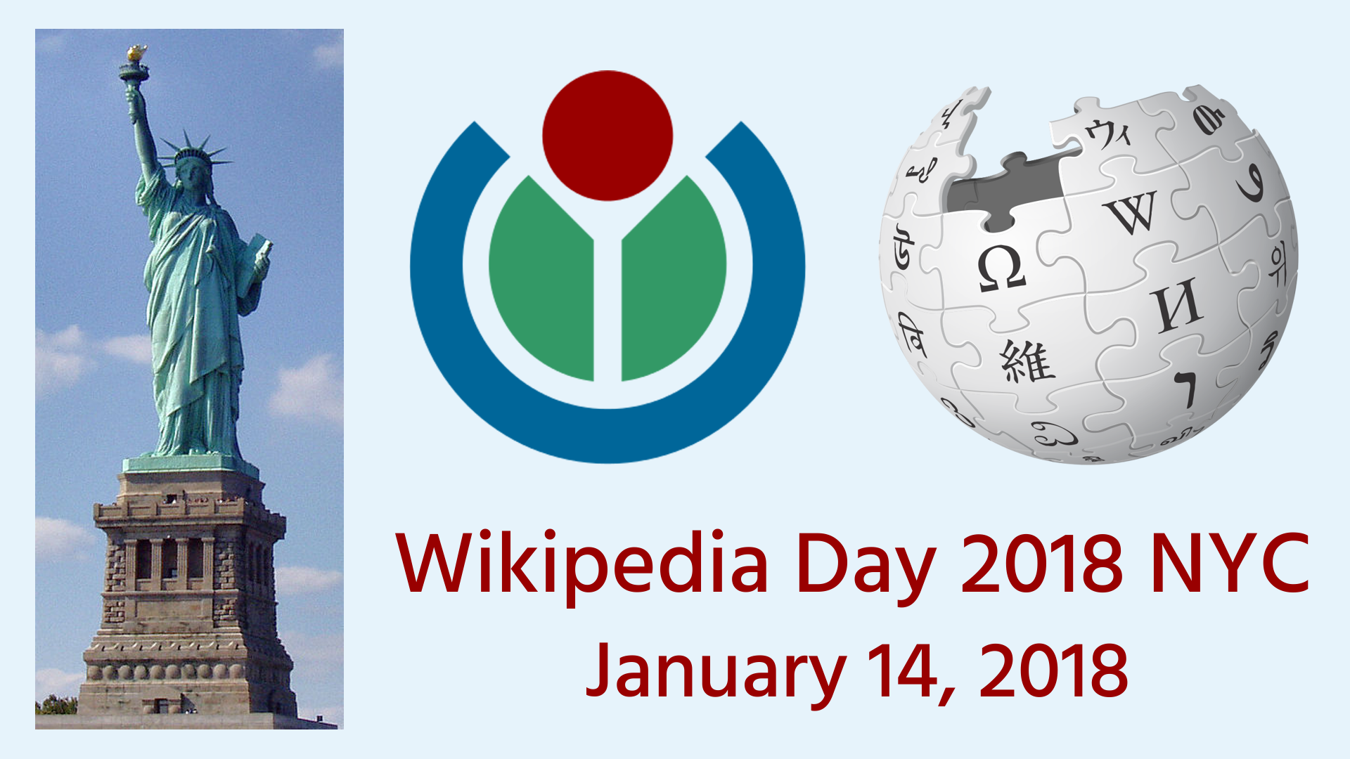 День Википедии в 2018 году