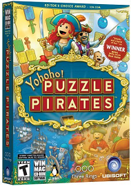 Yohoho! Puzzle Pirates box