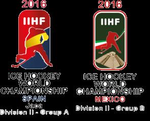 2016 IIHF World Championship Division II