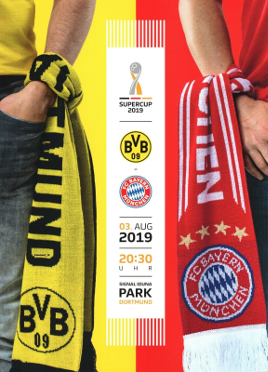 Dfl Supercup 2020 Tickets