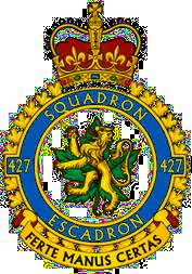 """Résultat de recherche d'images pour """"427 squadron rcaf"""""""