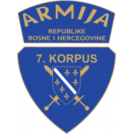 7th Corps of the Army of the Republic of Bosnia and Herzegovina.png