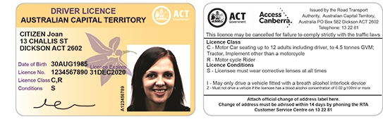 Driver licences in Australia - Wikipedia