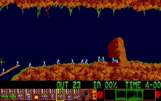 Lemmings Game