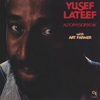 <i>Autophysiopsychic</i> 1977 studio album by Yusef Lateef with Art Farmer