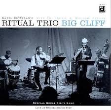 <i>Big Cliff</i> 1995 live album by Kahil ElZabar