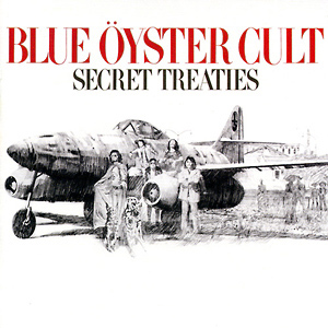 <i>Secret Treaties</i> 1974 studio album by Blue Öyster Cult