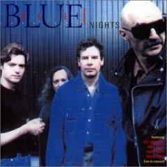 <i>B.L.U.E. Nights</i> 2000 live album by Bruford Levin Upper Extremities