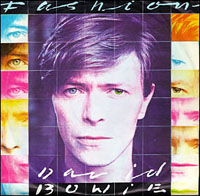 Cover image of song Fashion by David Bowie