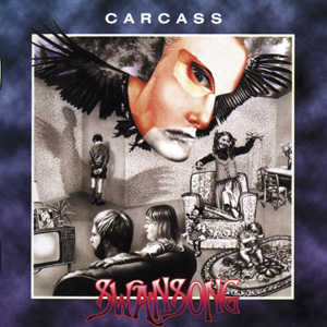 <i>Swansong</i> (album) 1996 studio album by Carcass