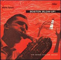 <i>Boston Blow–Up!</i> 1955 studio album by Serge Chaloff