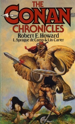 The Conan Chronicles - Wikipedia
