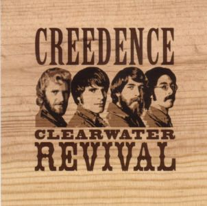 Creedence Clearwater Revival: Box Set artwork