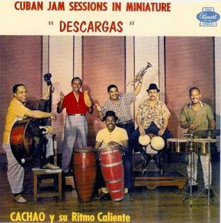 <i>Cuban Jam Sessions in Miniature</i> 1957 studio album by Cachao
