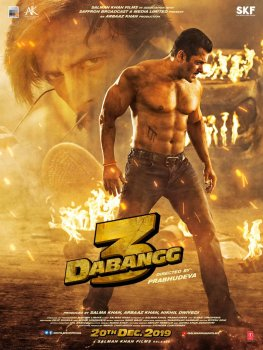 Image result for dabangg 3 poster