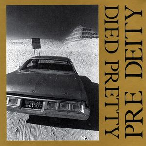 <i>Pre-Deity</i> 1988 compilation album by Died Pretty