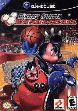 Disney sports basketball gc