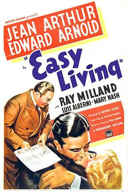 easy living 1937 film wikipedia