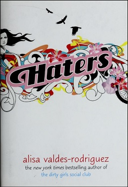 Haters (Valdes-Rodriguez novel).jpg