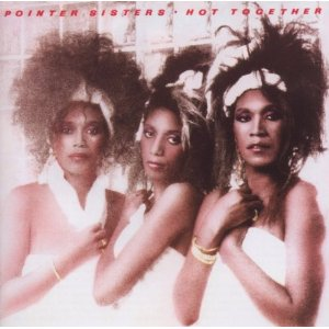 <i>Hot Together</i> 1986 studio album by Pointer Sisters