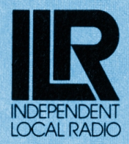 Logo used by the Independent Broadcasting Authority for promoting Independent Local Radio services in the 1980s.