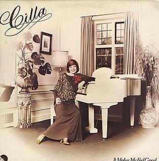 <i>It Makes Me Feel Good</i> 1976 studio album by Cilla Black