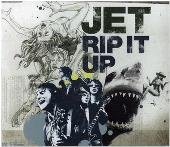Titelbild des Gesangs Rip it Up von Jet