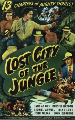 Lost City Of The Jungle Wikipedia