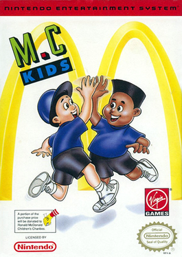 M.C. Kids Cover Art