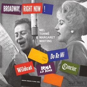 <i>Broadway, Right Now!</i> album by Mel Tormé