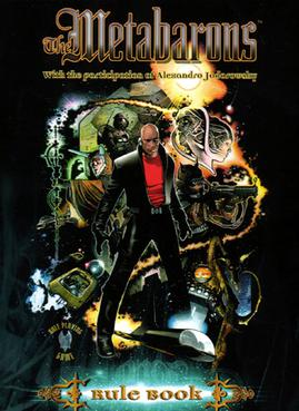 Metabarons Transcontinental