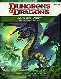 <i>Monster Vault: Threats to the Nentir Vale</i>