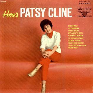 <i>Heres Patsy Cline</i> 1965 compilation album by Patsy Cline