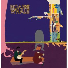 <i>Peaceful, the World Lays Me Down</i> 2008 studio album by Noah and the Whale