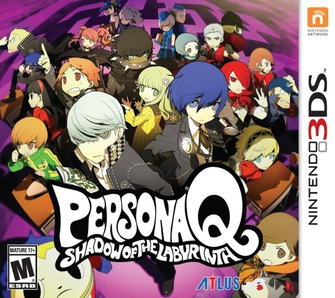 <i>Persona Q: Shadow of the Labyrinth</i> 2014 video game