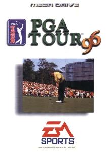 <i>PGA Tour 96</i> 1995 golf video game