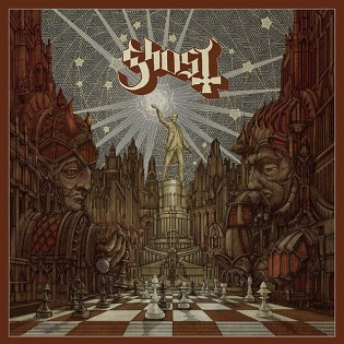 <i>Popestar</i> 2016 EP by Ghost