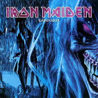 Rainmaker (Iron Maiden song) single