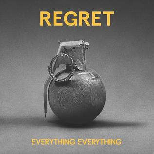 Everything Everything - Regret (studio acapella)