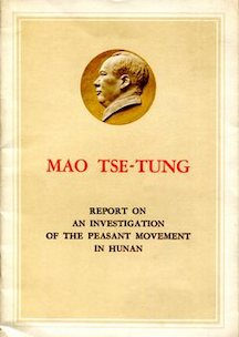 <i>Report on an Investigation of the Peasant Movement in Hunan</i>