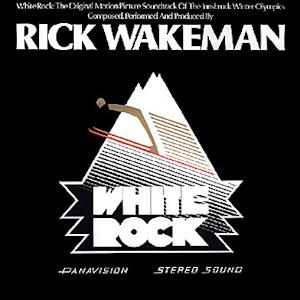 <i>White Rock</i> (album) 1977 studio album by Rick Wakeman