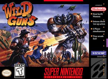 wild guns super nintendo snes reproduction game cart w mini box rh crebbatech com Video Game Manuals for Sale Minecraft Game Manual