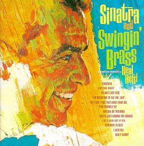 <i>Sinatra and Swingin Brass</i> 1962 studio album by Frank Sinatra