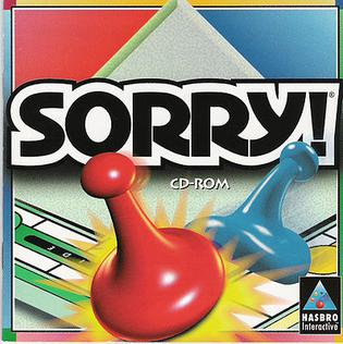 Sorry Video Game