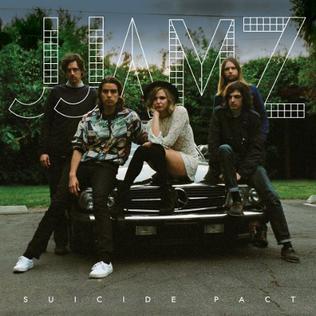 <i>Suicide Pact</i> 2012 studio album by JJAMZ