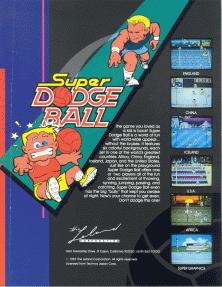 Super Dodge Ball - Wikipedia