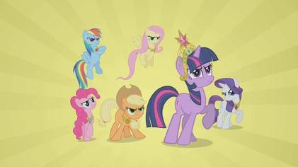 my little pony elements of harmony rainbow dash
